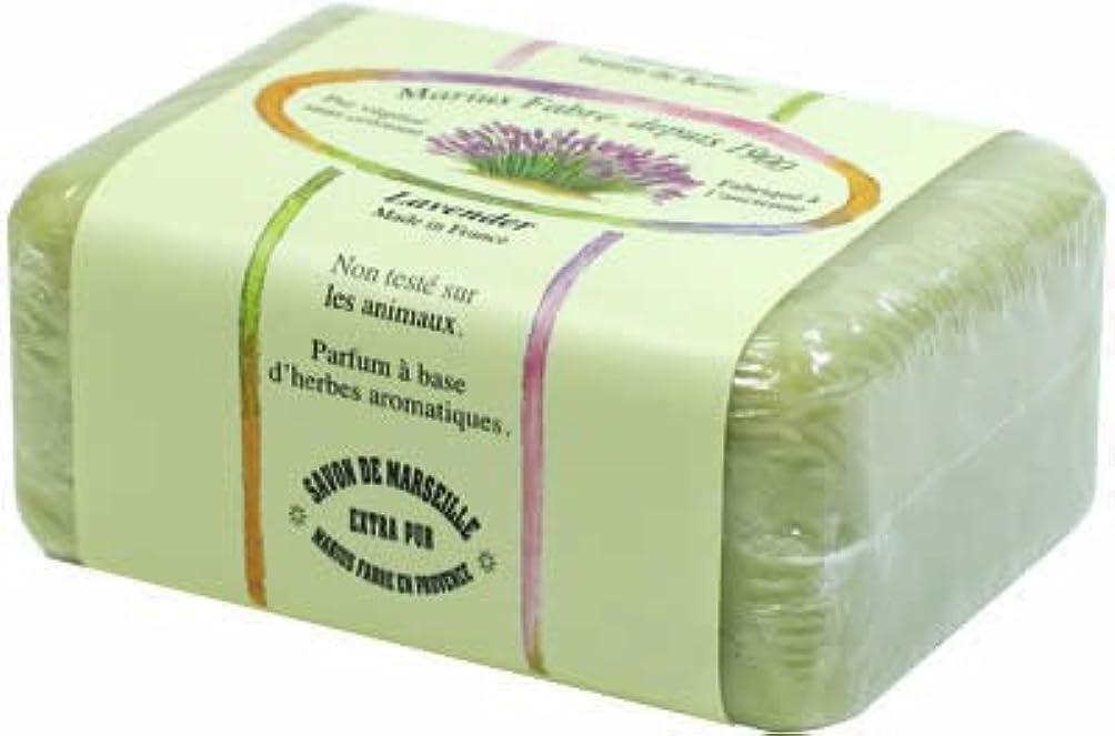 待って麦芽純粋なサボンドマルセイユ ラベンダー150g