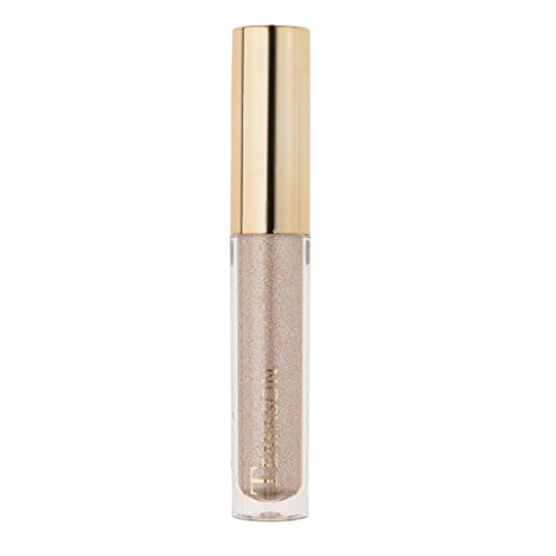 みがきます収束する比べる8色液体アイシャドーキラキラシマー化粧品顔料長期持続性 - 4#