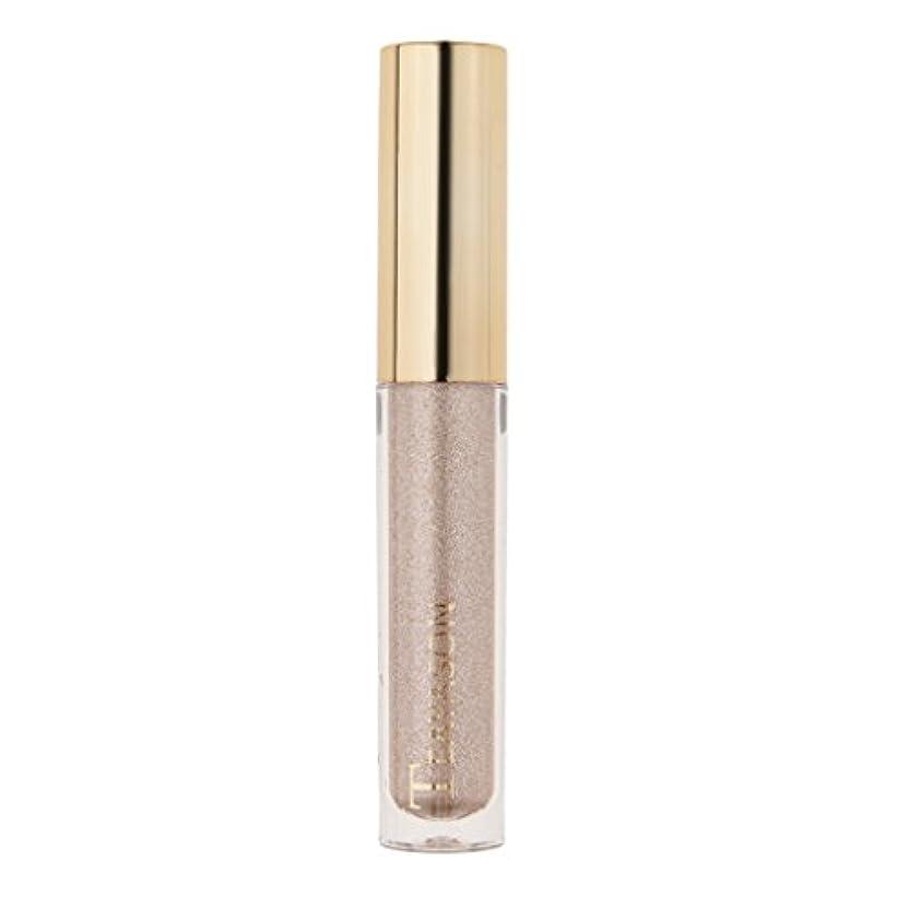つかの間り8色液体アイシャドーキラキラシマー化粧品顔料長期持続性 - 4#