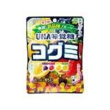 味覚糖 コグミ 新品種フルーツアソート第2弾 85g×10袋