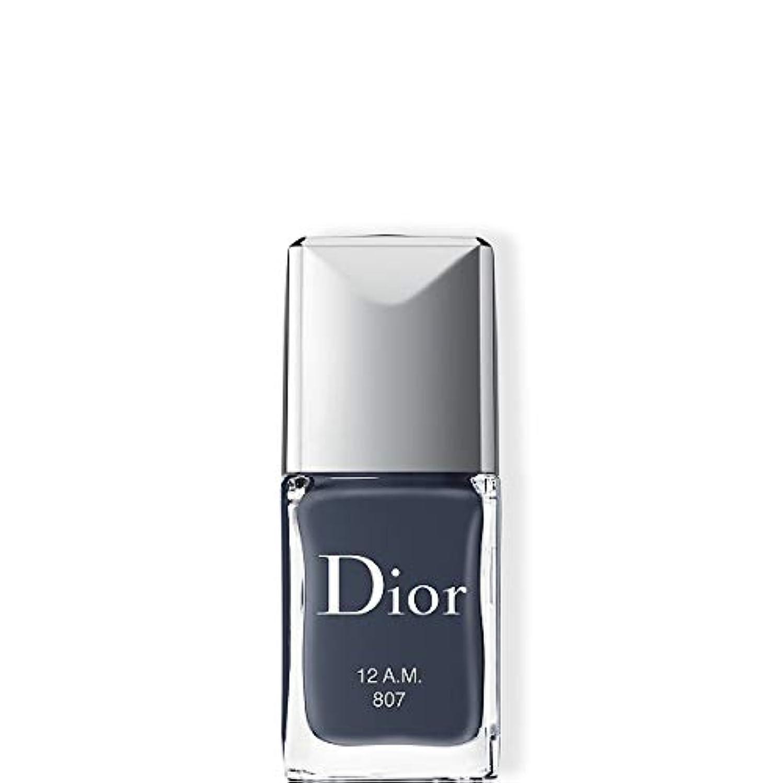 文法陪審染料Dior(ディオール)ディオール ヴェルニ(限定品) (807 12 A.M.)