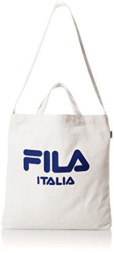 [フィラ] FILA トートバック ショルダーバック fm2066-wht ホワイト