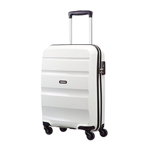 [アメリカンツーリスター] AmericanTourister スーツケース BON AIR ボンエアー スピナー55 31.5L 2.6kg 機内持込可 保証付 85A*05001 05 (ホワイト)