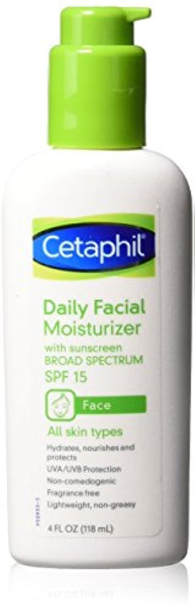 知事六ワックスCetaphil Daily Facial Moisturizer 118 ml