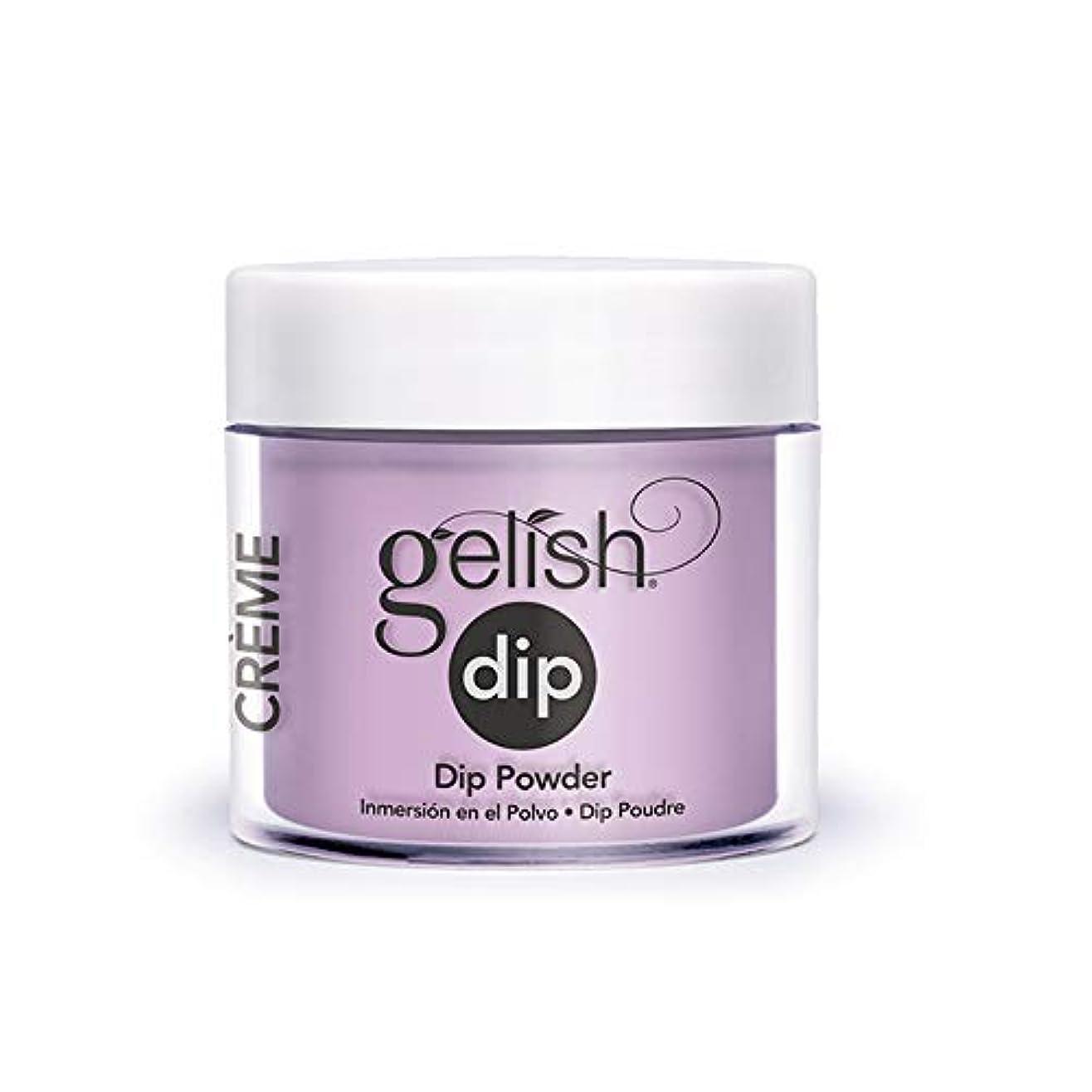 吹きさらしささいな感嘆符Harmony Gelish - Acrylic Dip Powder - Invitation Only - 23g / 0.8oz