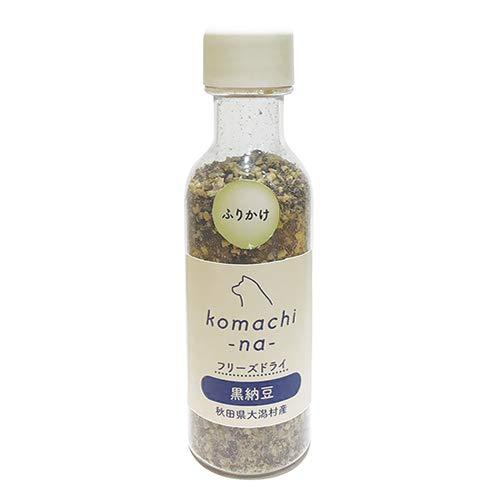 komachi-na- フリーズドライ 黒納豆 ふりかけ 犬用 35g