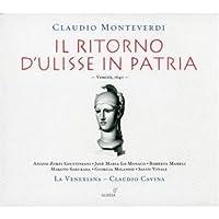 Il Ritorno D'ulisse In Patria by CLAUDIO MONTEVERDI (2012-06-19)
