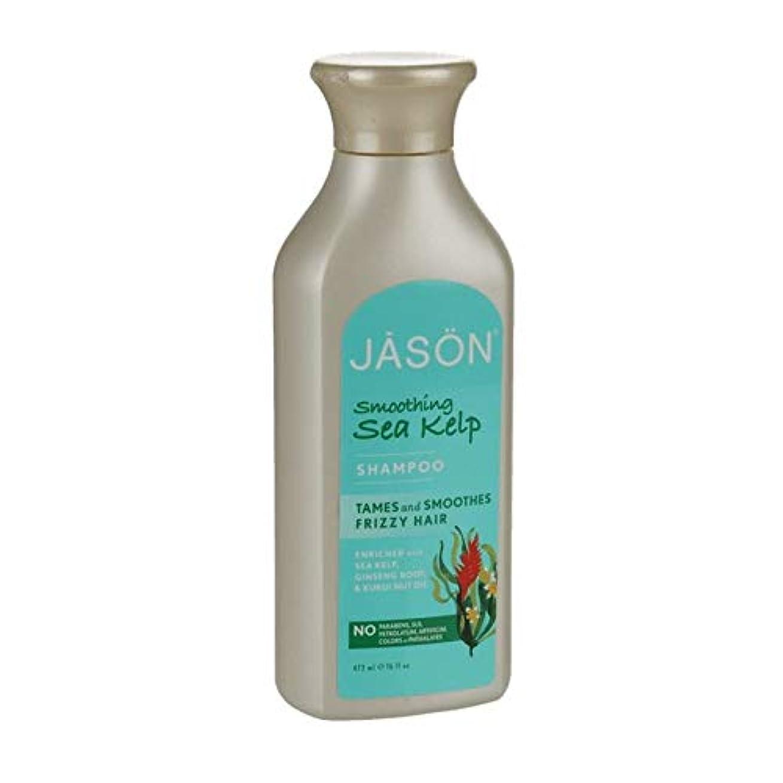 五月個人的に地味な[Jason ] ジェイソン有機海昆布シャンプー480ミリリットル - Jason Organic Sea Kelp Shampoo 480ml [並行輸入品]