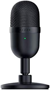 Razer RZ19-03450100-R3M1 Seiren Mini Ultra Compact Condenser Microphone, Black