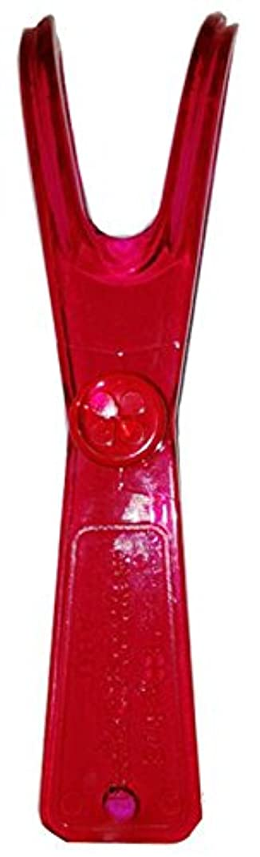 トーンプレーヤー栄光【サンスター/バトラー】【歯科用】バトラー フロスメイトハンドル #845P 1個【フロス用ハンドル】カラー2色/赤?青 _ 赤?レッド