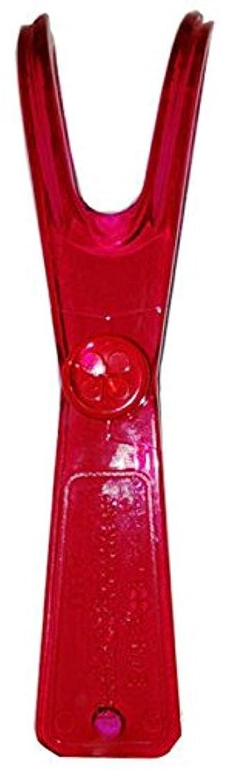 シャー件名境界【サンスター/バトラー】【歯科用】バトラー フロスメイトハンドル #845P 1個【フロス用ハンドル】カラー2色/赤?青 _ 赤?レッド