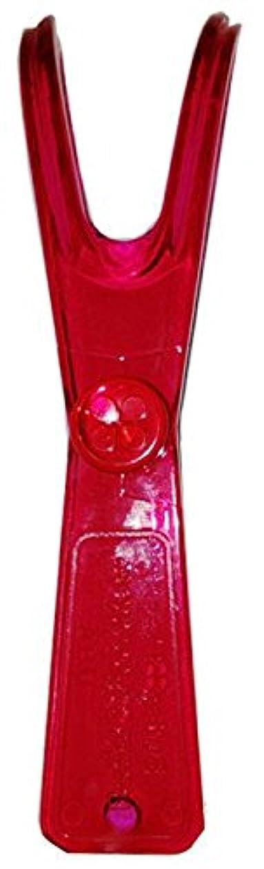 分散平行タオル【サンスター/バトラー】【歯科用】バトラー フロスメイトハンドル #845P 1個【フロス用ハンドル】カラー2色/赤?青 _ 赤?レッド