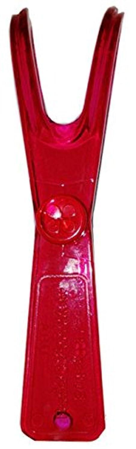 合計の配列よろしく【サンスター/バトラー】【歯科用】バトラー フロスメイトハンドル #845P 1個【フロス用ハンドル】カラー2色/赤?青 _ 赤?レッド