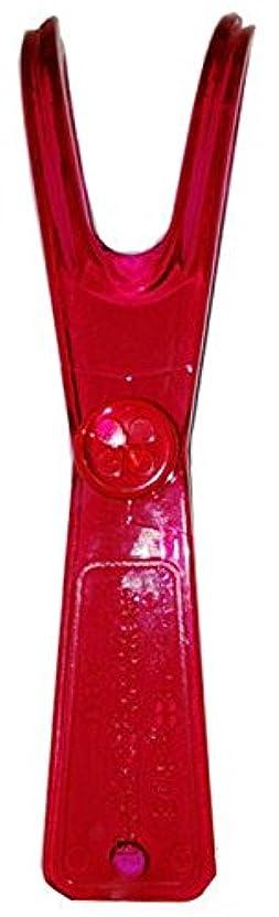 彫刻症候群公平【サンスター/バトラー】【歯科用】バトラー フロスメイトハンドル #845P 1個【フロス用ハンドル】カラー2色/赤?青 _ 赤?レッド