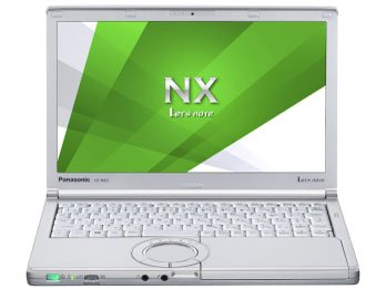 Panasonic Let's note NX3 CF-NX3EDHCS (Win7Pro/Ci5-1.9GHz/メモリ-4GB/HDD-320GB/DVD-Sマルチ/12.1インチ...