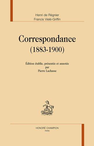 Correspondance 1883-1900