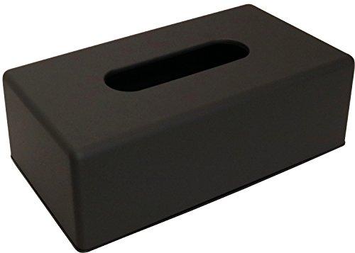 いけだ ティッシュケース ティッシュボックス ブラック 51111