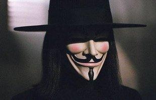 コスプレ・アノニマス / ガイ・フォークス 仮面マスク &帽子&ウィッグ&ウィッグネット 4点セット AMENITY☆LIFEオリジナルセレクト