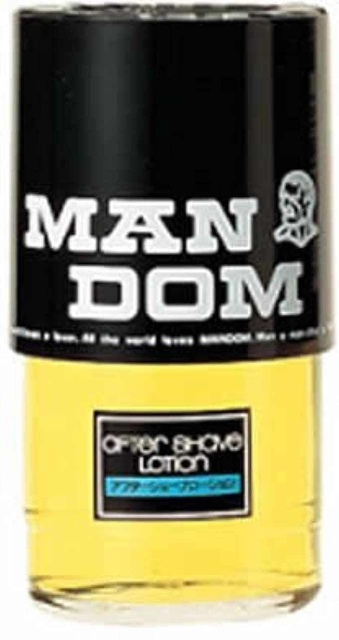 MANDOM(マンダム) アフターシェーブローション 120mL ×3個
