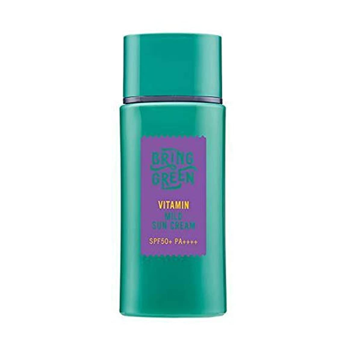 セクション認める求人BRING GREEN Vitamin Mild Sun Cream (50ml) SPF50+PA++++ BRINGGREEN Made in Korea