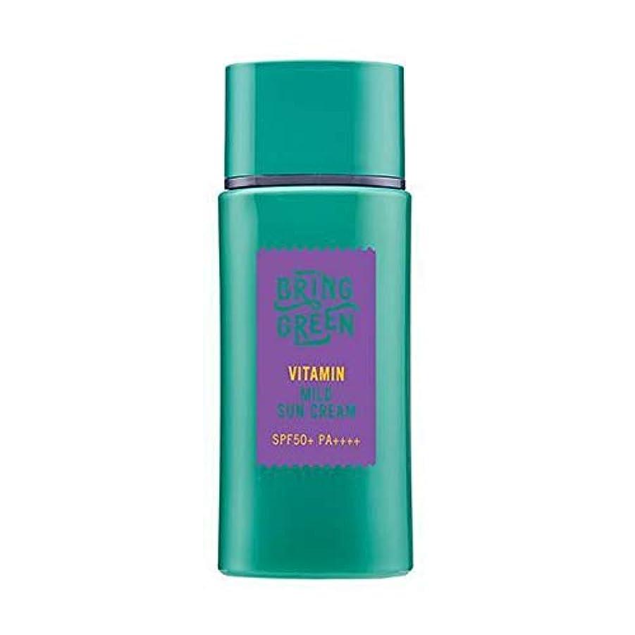 概要化学者構成するBRING GREEN Vitamin Mild Sun Cream (50ml) SPF50+PA++++ BRINGGREEN Made in Korea