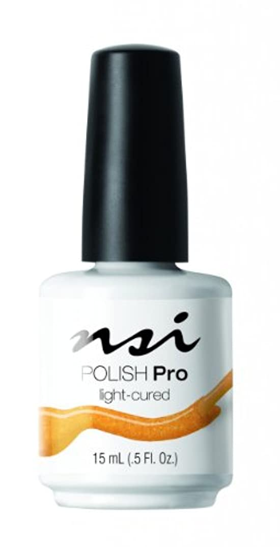 ゾーンで反対NSI Polish Pro Gel Polish - Dyed to Match - 0.5oz / 15ml