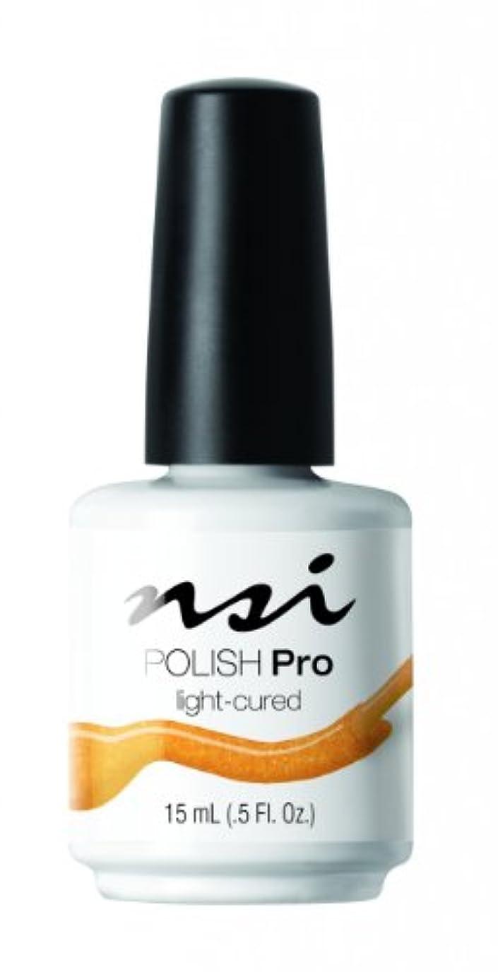 囲い与える毒性NSI Polish Pro Gel Polish - Dyed to Match - 0.5oz / 15ml