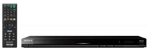 ソニー ブルーレイディスク/DVDプレーヤー S380 BDP-S380