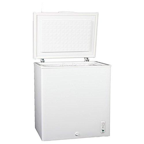 エスケイジャパン『ノンフロン上開き冷凍庫(SFU-A142)』