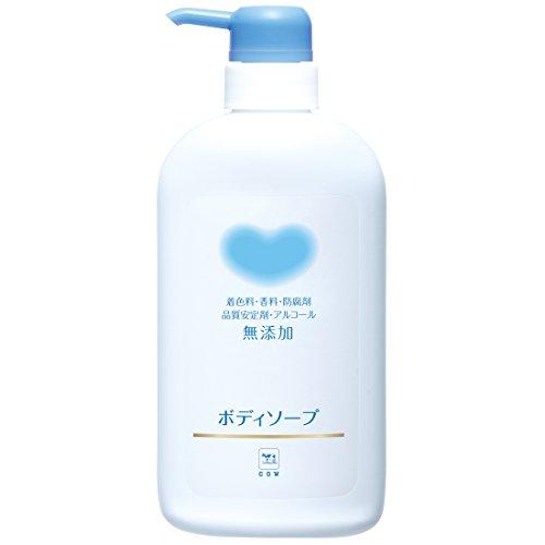 【第1位】牛乳石鹸共進社『カウブランド 無添加 ボディソープ』