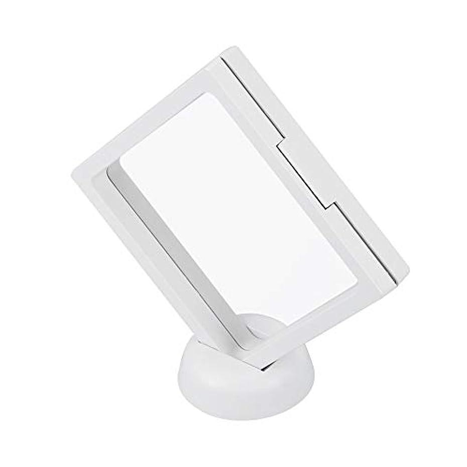 ソーステザーミッションネイルチップ Dewin ネイルアートディスプレイスタンド ネイルテンプレート ネイルアートツール 自宅 サロン展示用 ホワイト