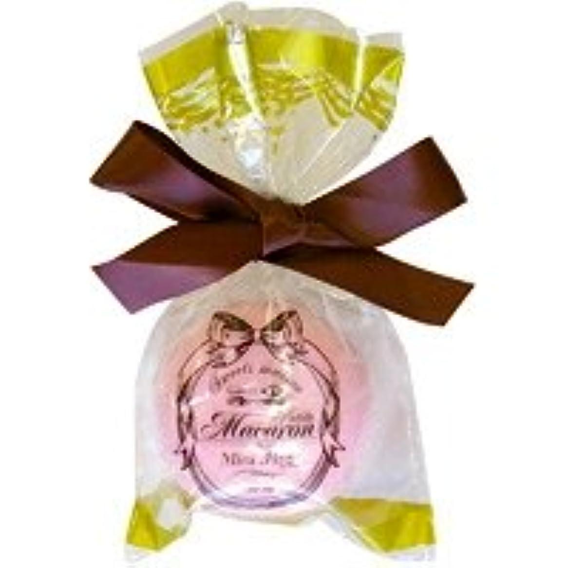アセンブリインタフェースマッサージスウィーツメゾン プチマカロンフィズ「ピンク」12個セット 甘酸っぱいラズベリーの香り