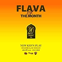 FLAVA OF THE MONTH vol.20