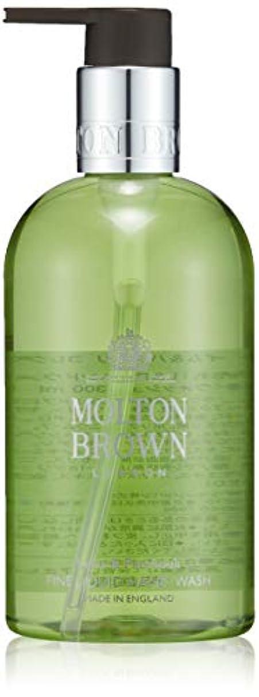 木製シーケンスめんどりMOLTON BROWN(モルトンブラウン) ライム&パチョリ コレクション L&P ハンドウォッシュ