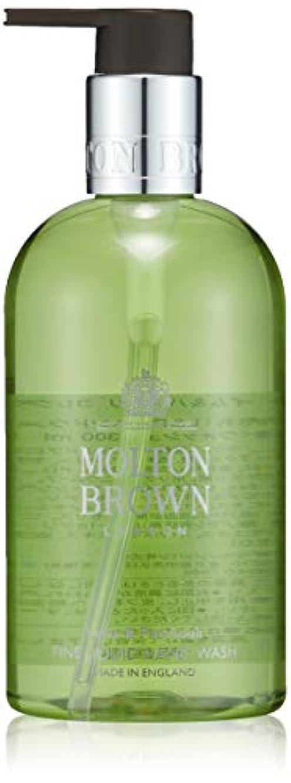 移行するカイウス前投薬MOLTON BROWN(モルトンブラウン) ライム&パチョリ コレクション L&P ハンドウォッシュ