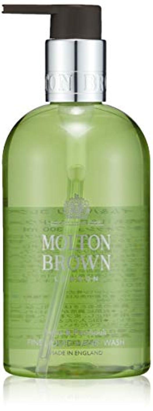 最少巻き取り交差点MOLTON BROWN(モルトンブラウン) ライム&パチョリ コレクション L&P ハンドウォッシュ