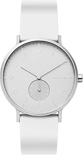[スカーゲン]SKAGEN 腕時計 AAREN ホワイト SKW6520  【正規輸入品】