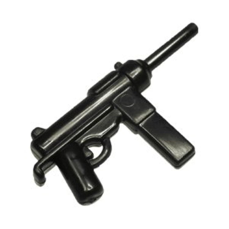 レゴブロック カスタム パーツ サブマシンガン M3 グリースガン:[Black / ブラック] 【並行輸入品】