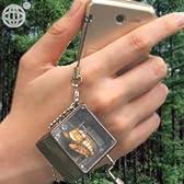 となりのトトロ カチャカチャキーチェーン付オルゴール携帯ストラップ(トトロ)407800