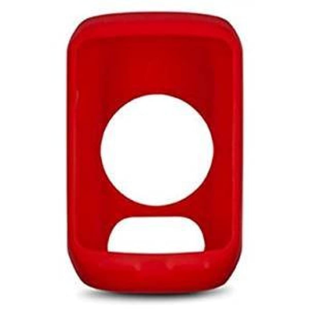 ドアバドミントンフィードオンガーミン(GARMIN) シリコンケース EDGE 510 シリーズ用 レッドカラー 赤色 [並行輸入品]