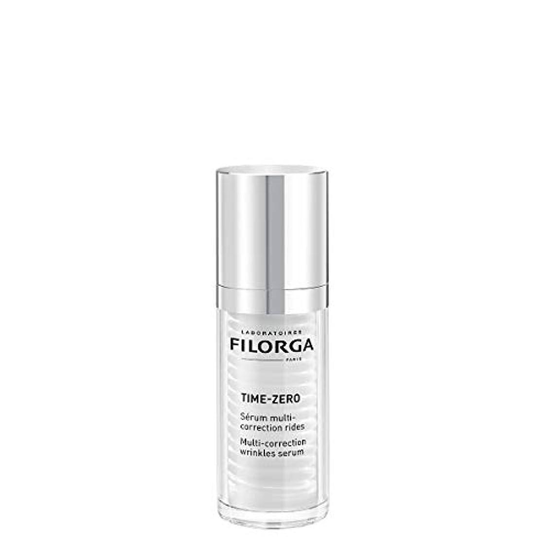 エアコン一般フィラデルフィアFilorga Time-Zero Multi-Correction Wrinkles Serum 30ml
