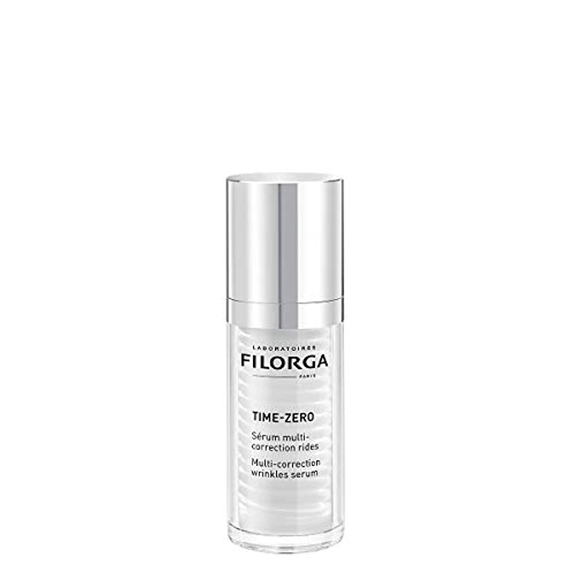 スマイル間違いなく食事を調理するFilorga Time-Zero Multi-Correction Wrinkles Serum 30ml