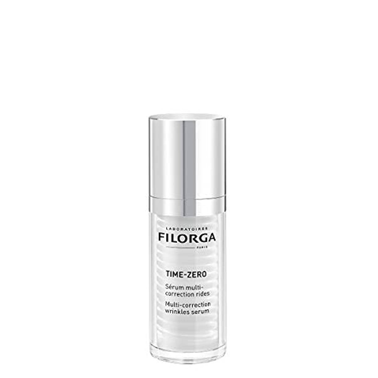 却下する写真撮影静けさFilorga Time-Zero Multi-Correction Wrinkles Serum 30ml