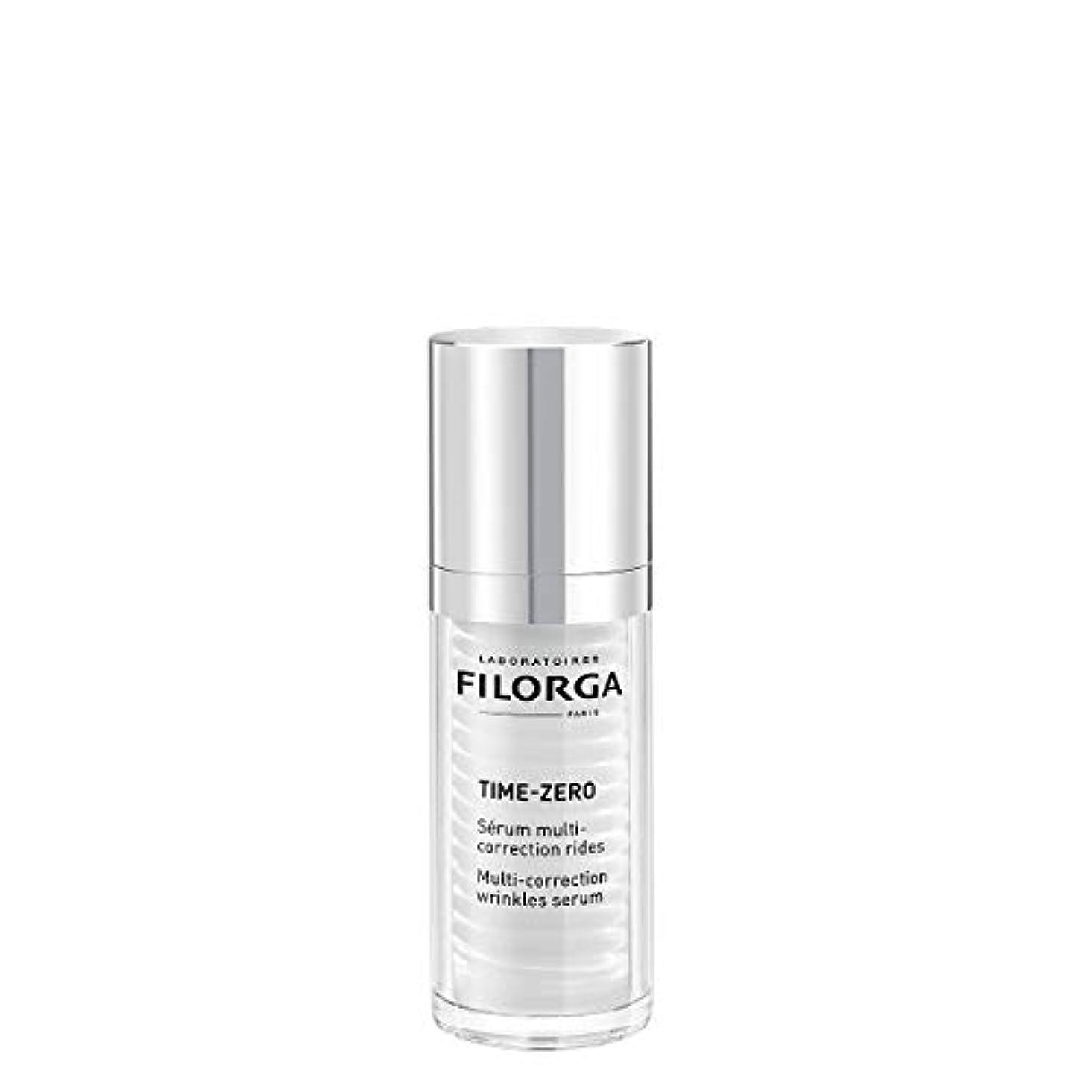 選ぶ領域外側Filorga Time-Zero Multi-Correction Wrinkles Serum 30ml