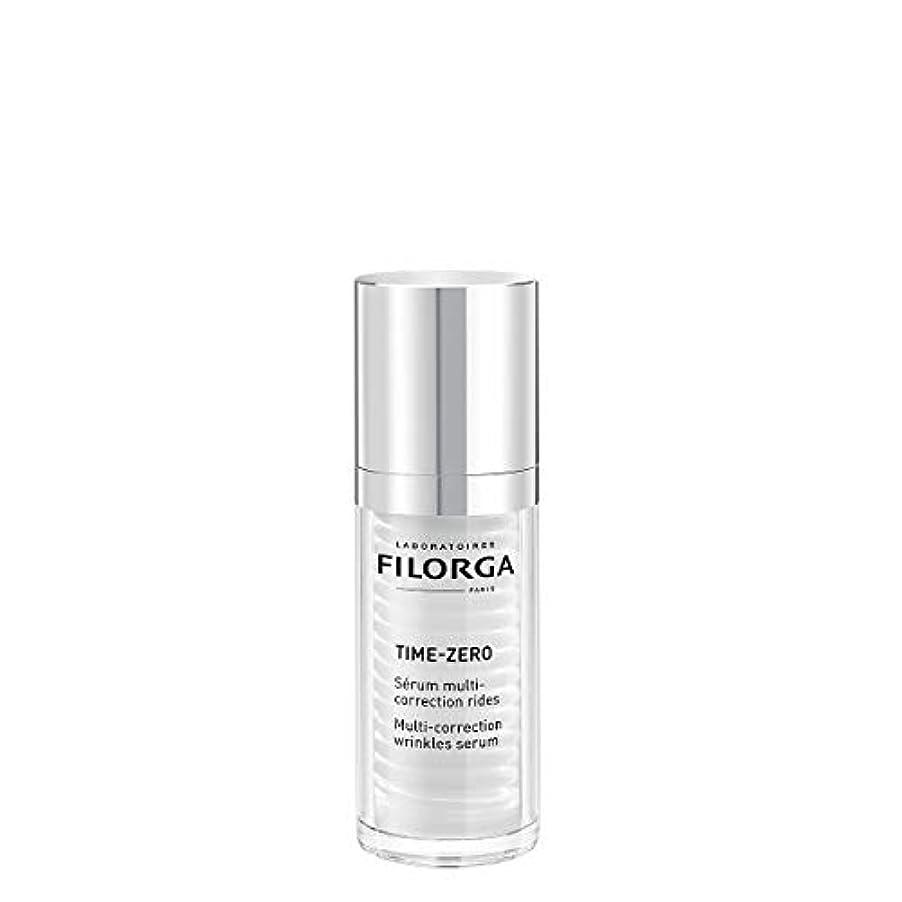 悪性の日練るFilorga Time-Zero Multi-Correction Wrinkles Serum 30ml