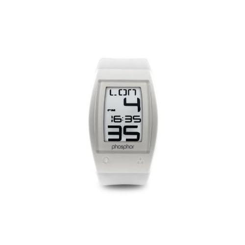 腕時計 Phosphor Men's WP002 World Time Digital Watch【並行輸入品】