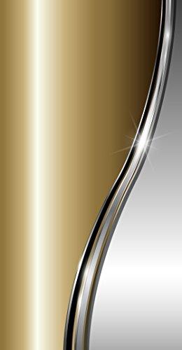 glo グロー グロウ 専用スキンシール 裏表2枚セット カバー ケース 保護 フィルム ステッカー デコ アクセサリー 電子たばこ タバコ 煙草 喫煙具 デザイン おしゃれ glow ラグジュアリー 木目 ゴールド シルバー 000557