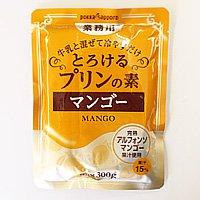 ポッカ とろけるマンゴプリンの素 300g