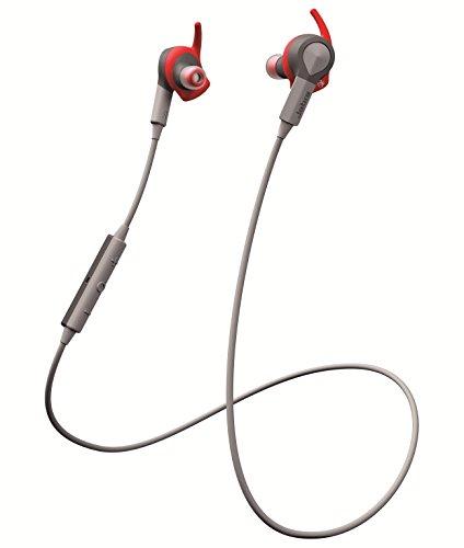Jabra SPORT COACH レッド Bluetooth イヤホン (スポーツイヤホン 防塵防滴)【日本正規代理店品】