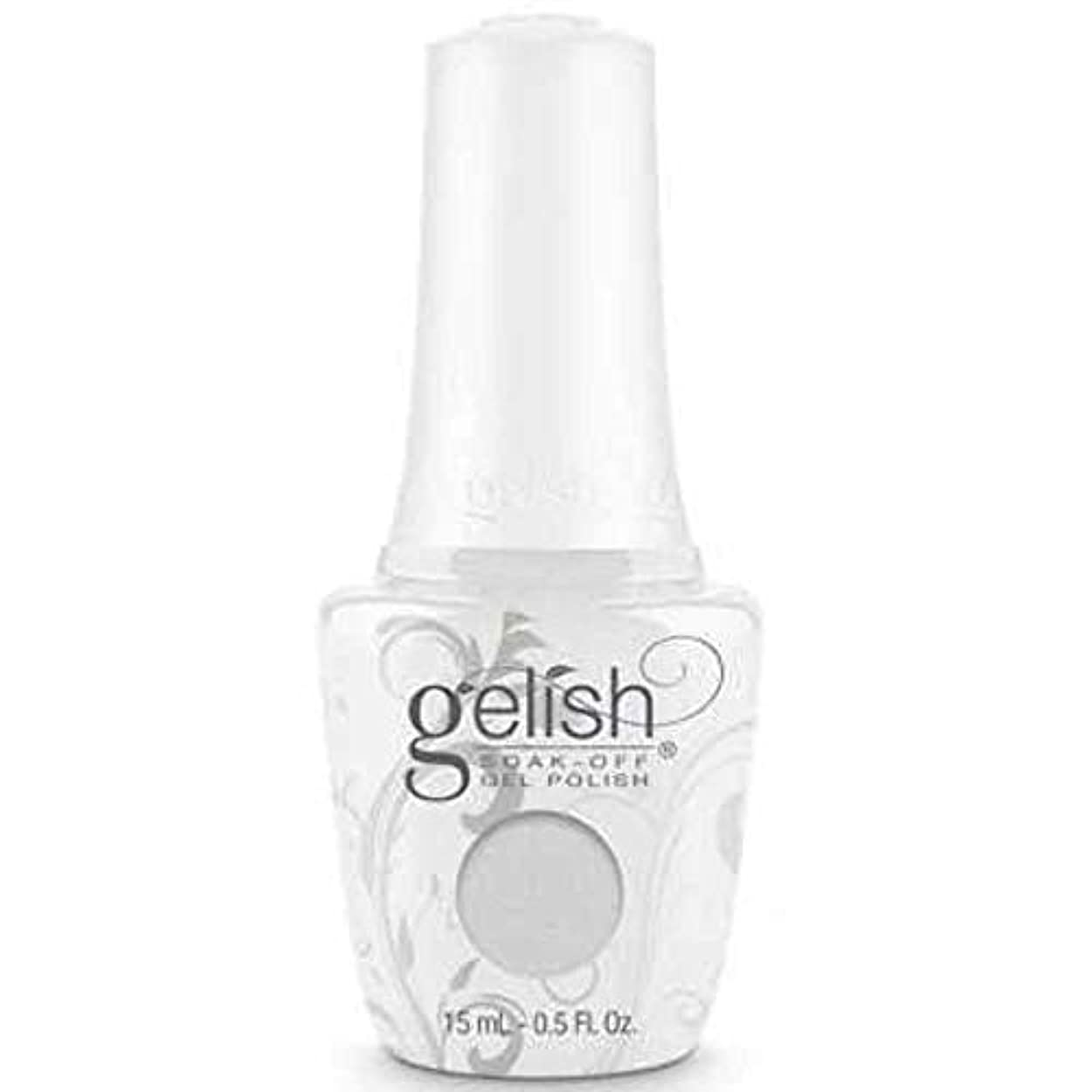 口ひげ役員解明Harmony Gelish Gel Polish - 2017 Matadora - Im Drawing A Blaco - 0.5oz / 15ml